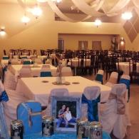 Bridal Party Tables