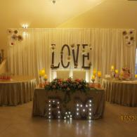 Party Favors and Wedding Cake Display